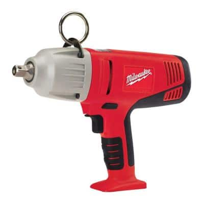 M28 28-Volt Lithium-Ion Cordless 1/2 in. Impact Wrench (Tool-Only)