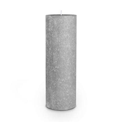 3 in. x 9 in. Timberline Platinum Pillar Candle