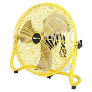 16 in. 3-Speed High Velocity Floor Fan