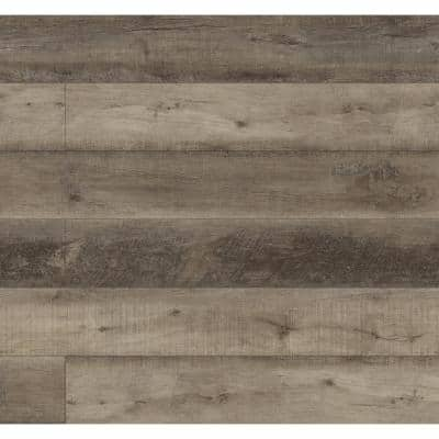 7.13 in. W x 48.03 in. L Woodland Sunderland Rigid Core Click Lock Luxury Vinyl Plank Flooring (23.77 sq. ft./case)