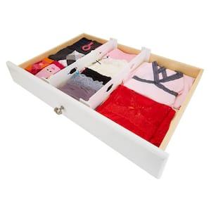 Adjustable Depth Draw Organizers (2-Pack)