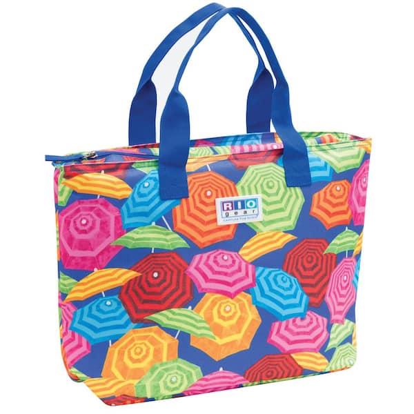 Rio Insulated Cooler Beach Bag