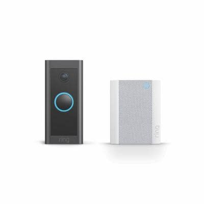 Wired Video Door Bell with Chime (2nd Gen)