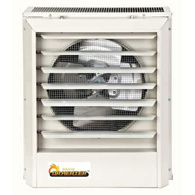 7500-Watt and 10000-Watt Single or 3-Phase Unit Heater