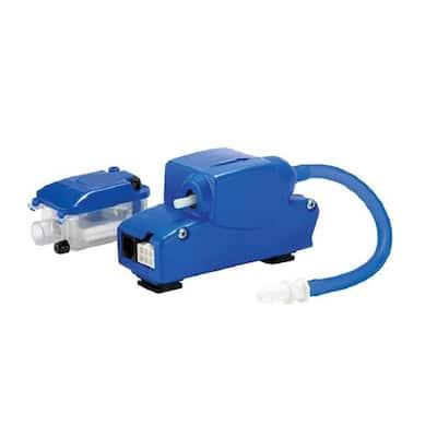 EC-1-DV 110/240-Volt Mini EC Series Condensate Removal Pump for Indoor Ductless Mini Split Air Conditioner Units