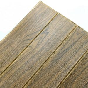 WoodGrain Brown Vinyl Peelable Roll (Covers 54 sq. ft.)