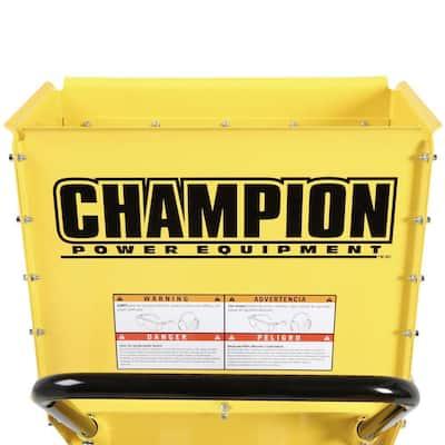 3 in. 338 cc Gas-Powered Wood Chipper Shredder