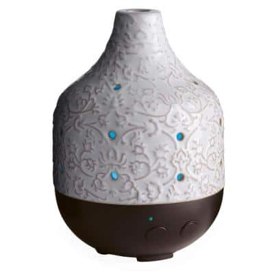 9.9 in Botanical Large Ultrasonic Essential Oil Diffuser