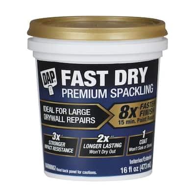 Fast Dry 16 oz. Spackling Paste
