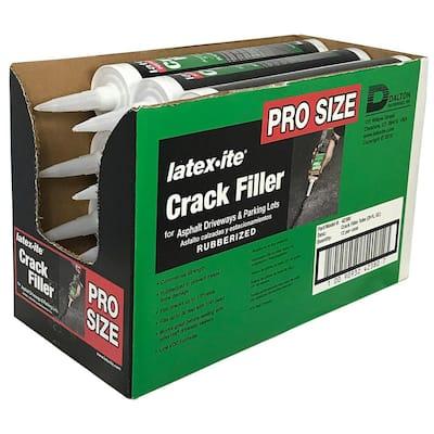29 oz. Asphalt Driveway Crack and Joint Filler (12-Case)