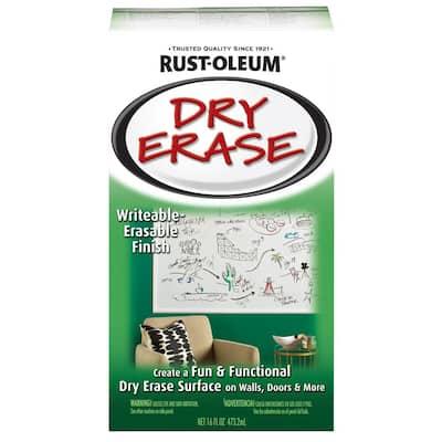 16 oz. Gloss White Dry Erase Kit