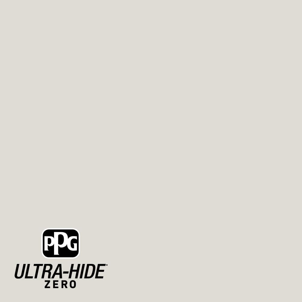 Ppg Ultra Hide Zero 1 Gal Ppg1006 2 Shark Flat Interior Paint Ppg1006 2z 01f The Home Depot