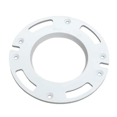 1/4 in. PVC Toilet Flange Spacer