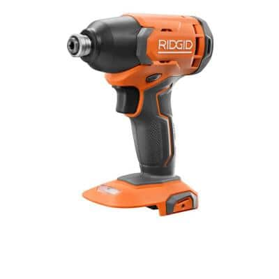 18V Cordless 1/4 in. Impact Driver (Tool Only)