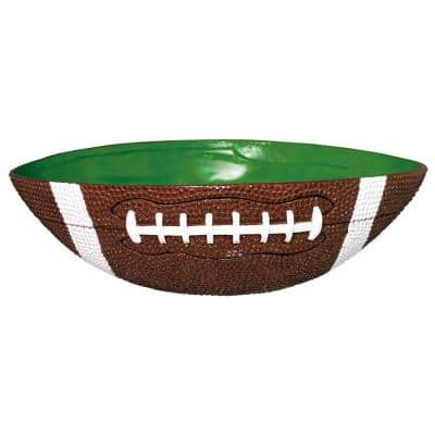 12.25 in. x 4.25 in. Large Football Bowl