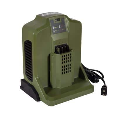 62V Rapid Charger with cooling fan