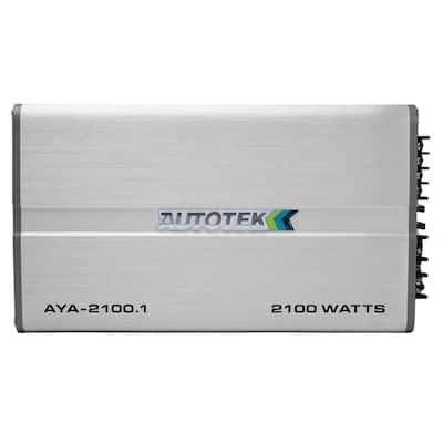 Alloy Series 2,100-Watt Monoblock Class AB Amp