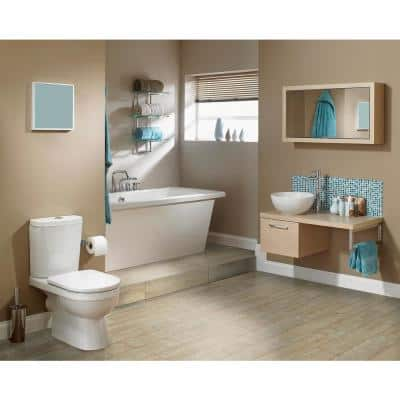 Capel Timber 6 in. x 24 in. Matte Ceramic Floor and Wall Tile (17 sq. ft. / case)