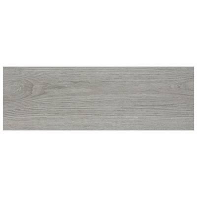 Fronda Perla 7-7/8 in. x 23-5/8 in. Ceramic Floor and Wall Tile (12.12 sq. ft. / case)