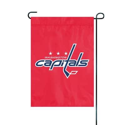 Washington Capitals Premium Garden Flag