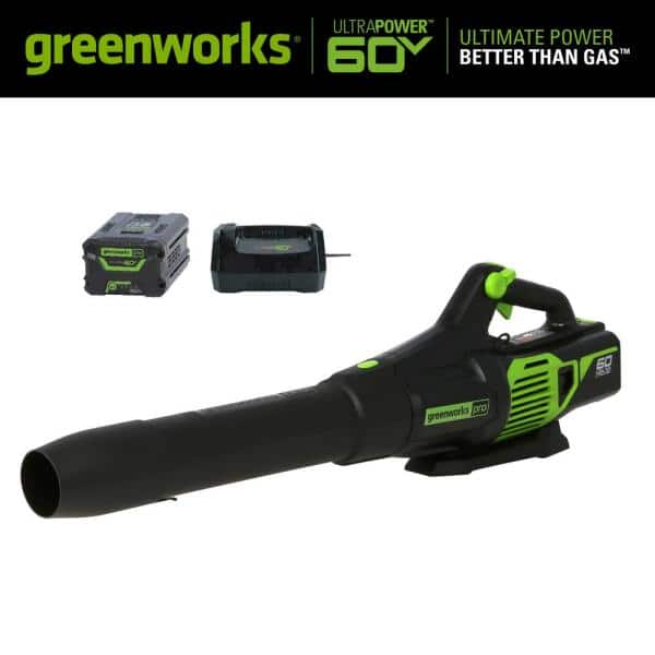 PRO 170 MPH 700 CFM 60V Battery Cordless Handheld Leaf Blower with 5.0 Ah Battery and Charger