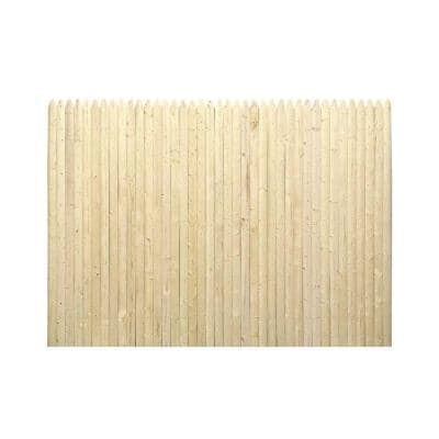 6 ft. H x 8 ft. W 3 in. Molded Fence Panel