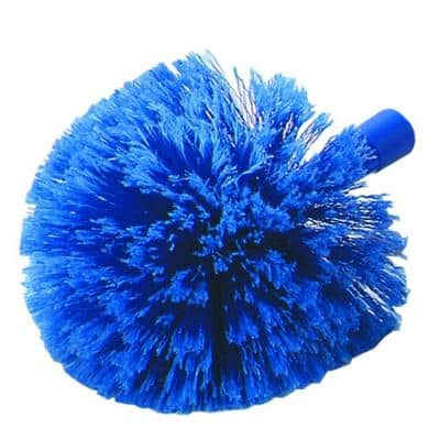 Round Soft-Flagged Synthetic Blue Duster (12-Pack)
