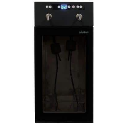 2-Bottle Wine Dispenser and Preserver
