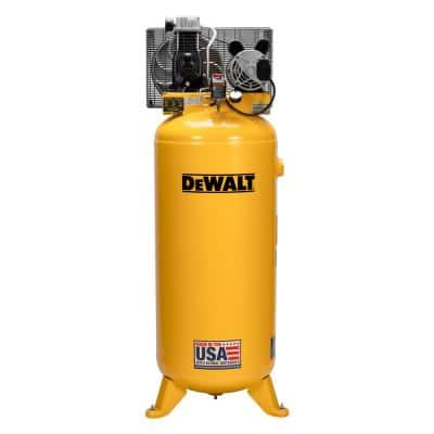 60 Gal. 175 PSI Electric Stationary Single Stage Air Compressor