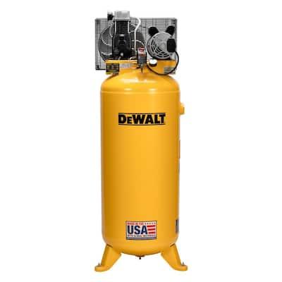 DEWALT - 60 Gal. 175 PSI Electric Stationary Single Stage Air Compressor
