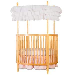 Sophia Posh Natural Circular Crib