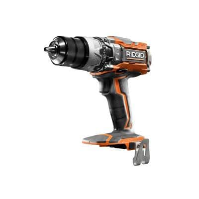 18-Volt Lithium-ion Cordless 1/2 in. Hammer Drill/Driver (Tool Only)