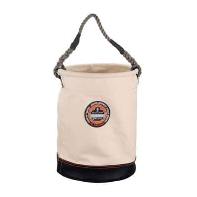 Arsenal 12.5 in. Tool Bucket with White Canvas