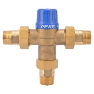 3/4 in. HG-110 Male Threaded Thermostatic Mixing Valve