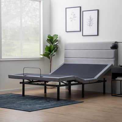 Black Premium Adjustable Bed Base - Twin XL
