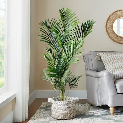 4.17 ft. Indoor Artificial Palm Tree