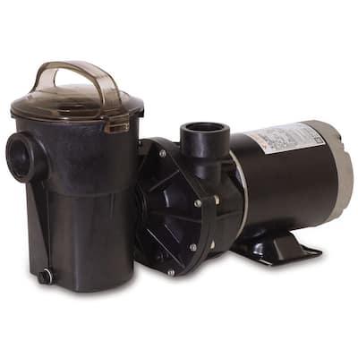 1 HP PowerFlo LX Aboveground Single Speed  Pool Pump