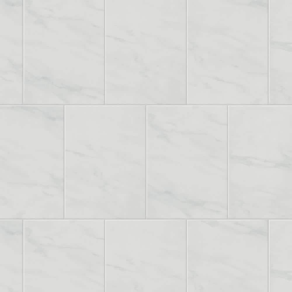Daltile Marissa Carrara 10 In X 14 In Ceramic Wall Tile 14 58 Sq Ft Case Ma031014hd1p2 The Home Depot