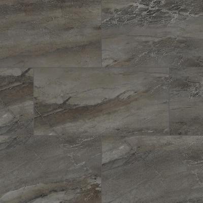 Matlacha Quartzite 12 in. W x 23.82 in. L Click-Lock Luxury Vinyl Plank Flooring (23.82 sq. ft./case)