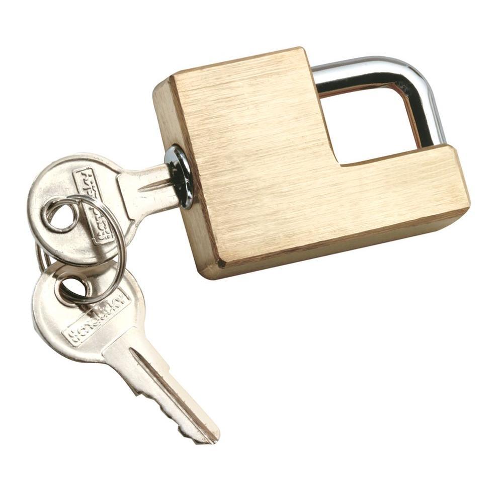 Brass Adjustable Coupler Lock