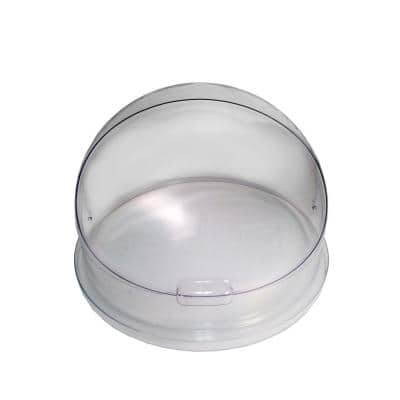 Roll-Top Clear Cotton Candy Machine Bubble for Paragon Cotton Candy Machine
