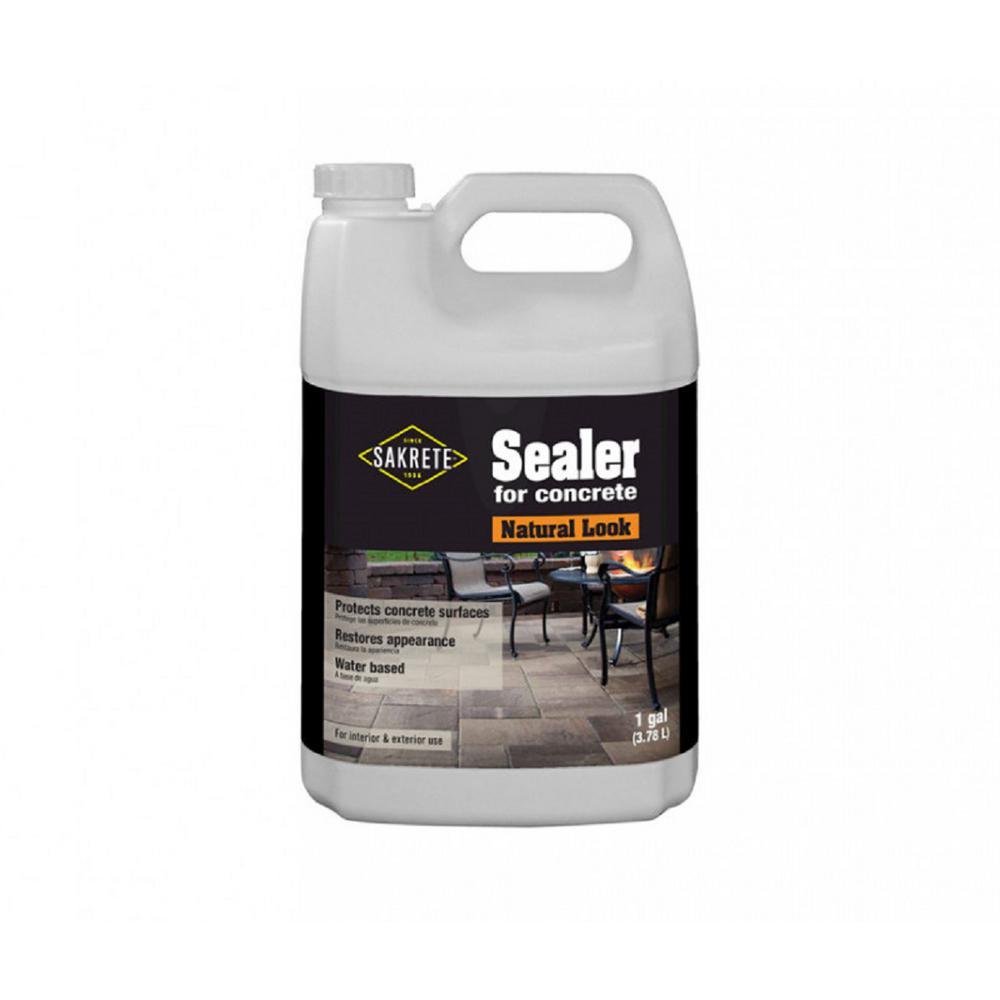 1 Gal. Natural-Look Paver Sealer (2-Pack)