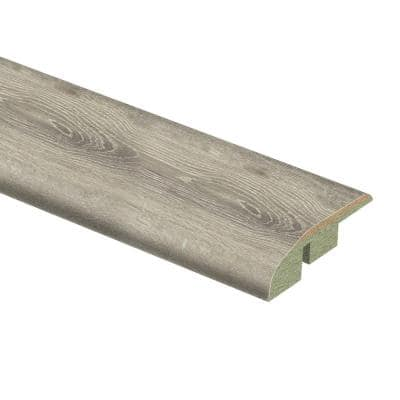 Cross Cut Cliffside 1/2 in. Thick x 1-3/4 in. Wide x 72 in. Length Laminate Multi-Purpose Reducer Molding