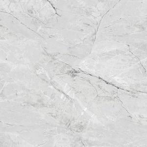 Carrara Marble Vinyl Strippable Roll Wallpaper (Covers 56 sq. ft.)