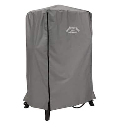 Premium 38 in. Vertical Smoker Cover for 3895GWLA Smoker