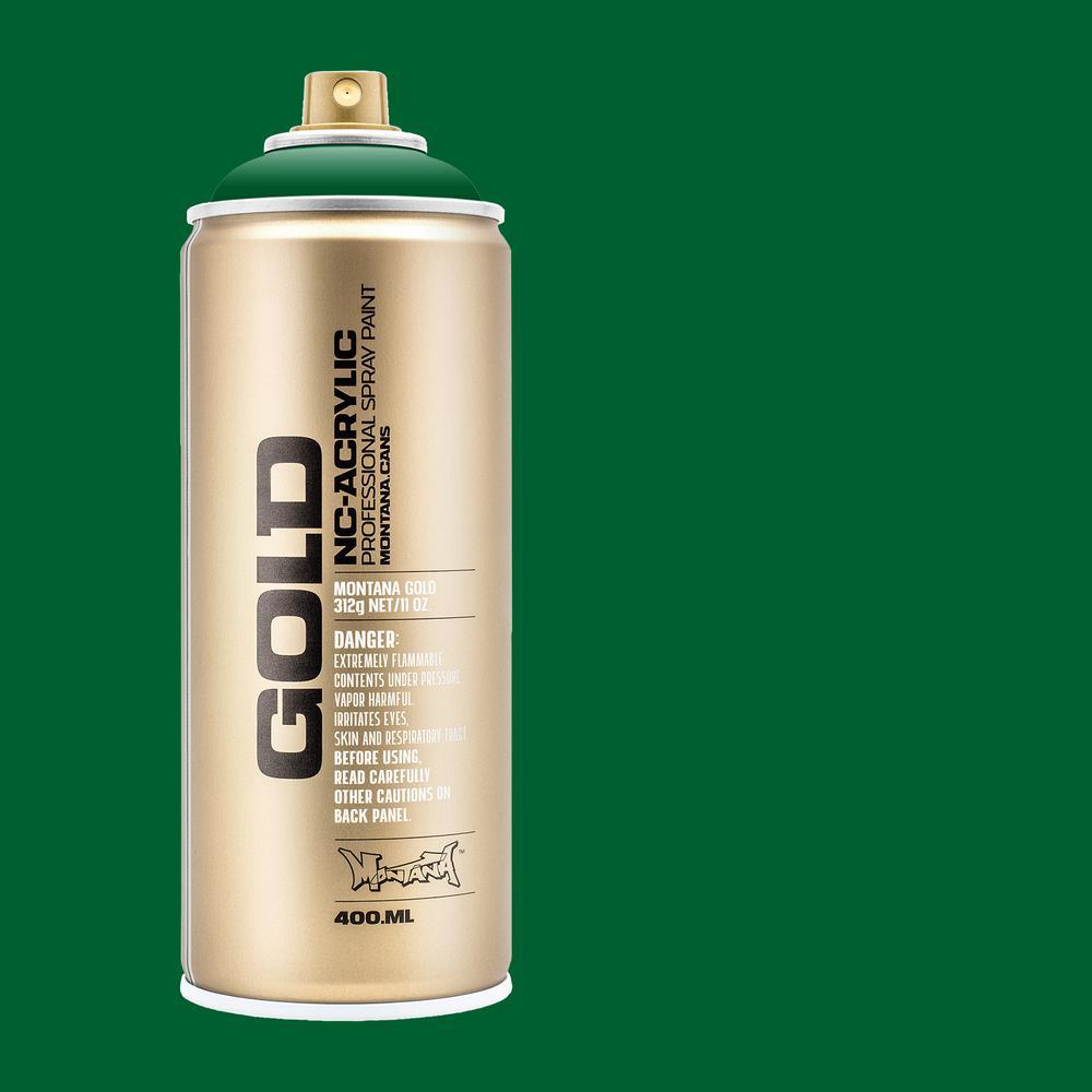 11 oz. GOLD Spray Paint, Fern Green