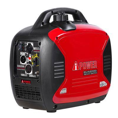 1600-Watt Gasoline Powered inverter Portable Generator