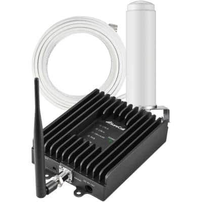 Fusion2Go 3.0 RV Vehicle Cellular Signal Booster Kit