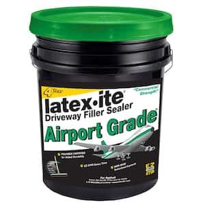 4.75 Gal. Airport Grade Asphalt Driveway Filler Sealer