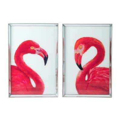 Wall Art - Antique Silver (Set of 2)